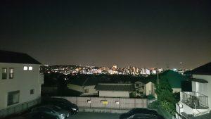 豊中永楽荘2丁目 E号地 夜景