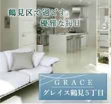 インプレイスシリーズ<br>グレイス鶴見区鶴見