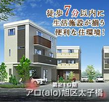 インプレイスシリーズ<br>アロ太子橋1丁目