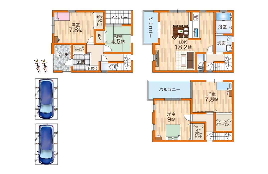 O号地モデルハウス