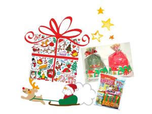児童施設へのクリスマスプレゼント
